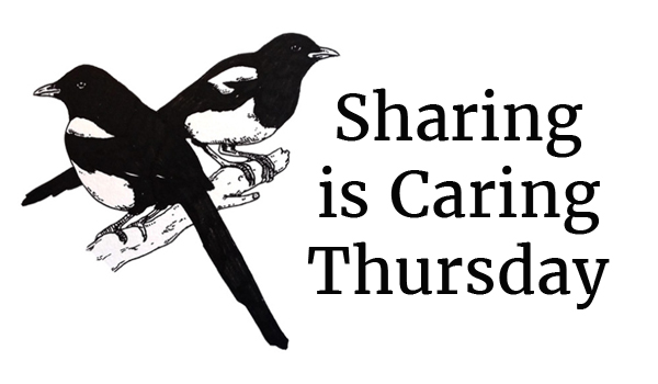 Sharing is Caring Thursday #2 book covers, skeletal warriors, writing cliches, writing tips