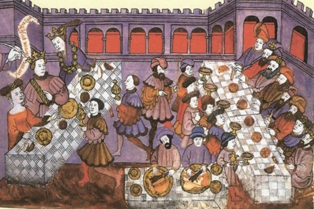 medieval lord banquet