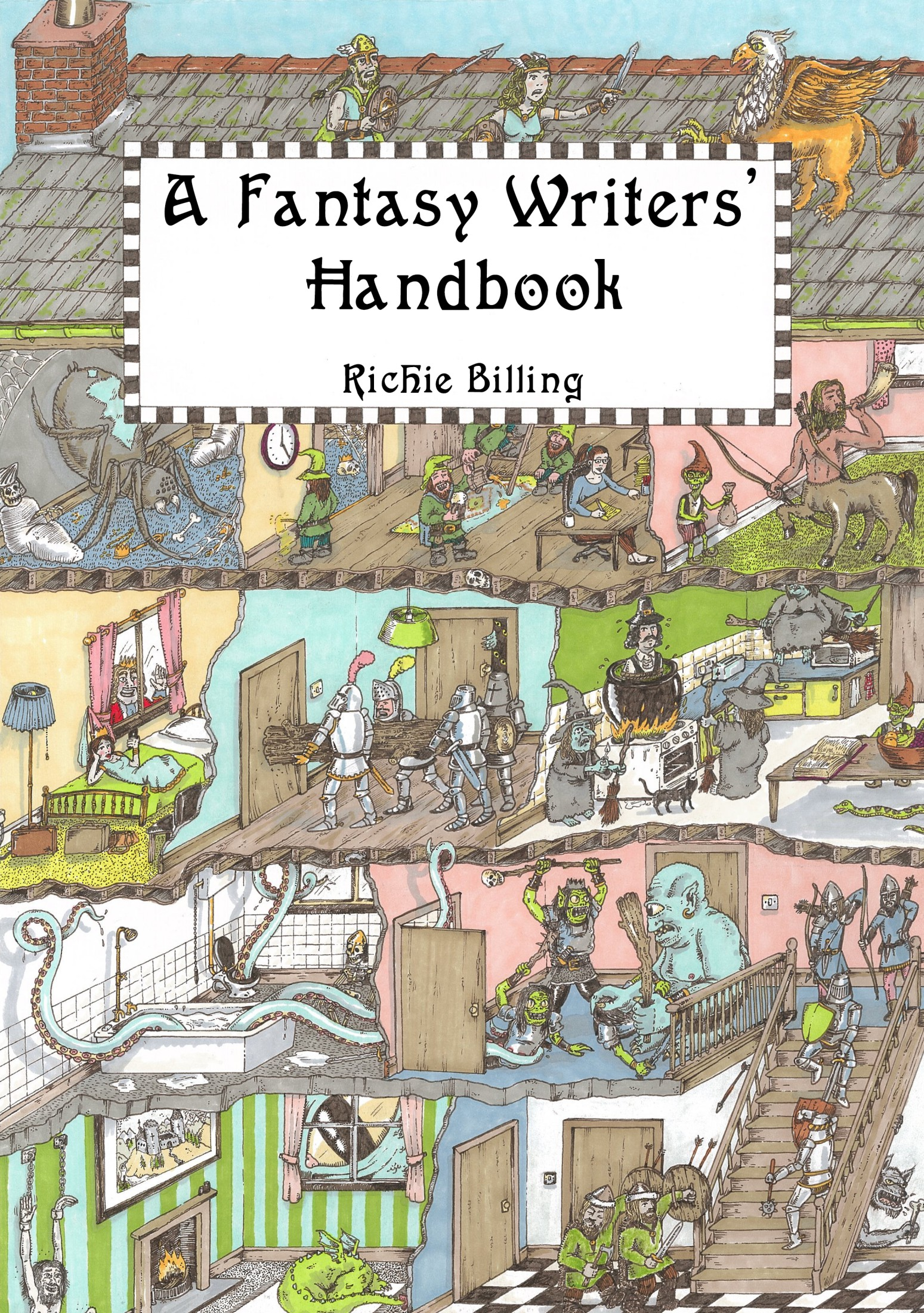 [Book Review] A Fantasy Writers' Handbook by Richie Billing – A Guide To Writing Fantasy