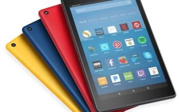 Christmas Kindle Giveaway – Win A Kindle Fire 7 Preloaded With Fantasy Books