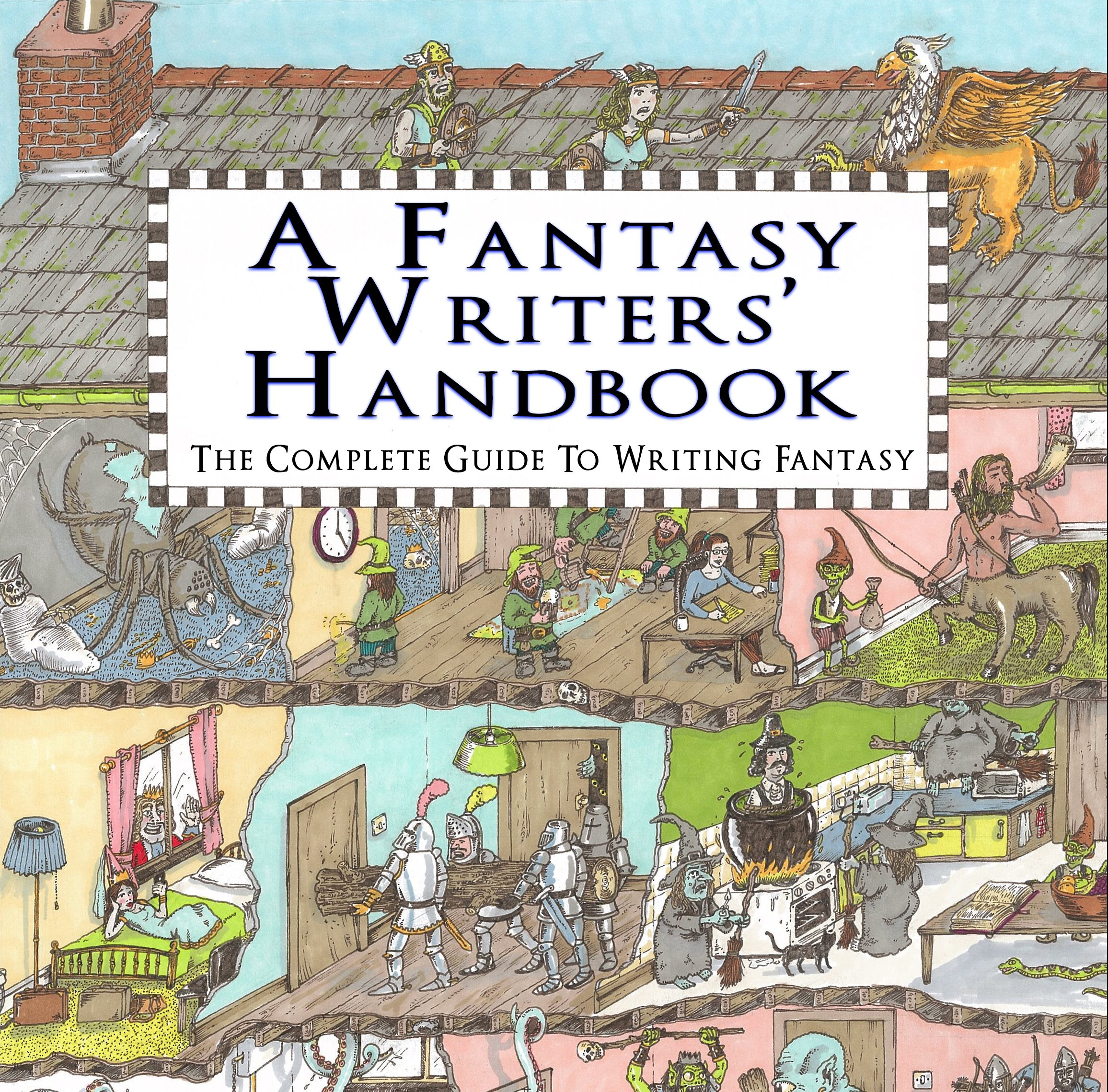 fantasy writers handbook