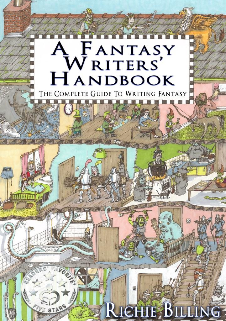 fantasy writers handbook cover