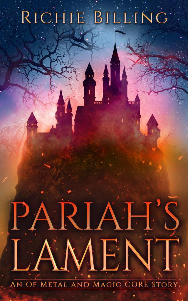 pariah's lament cover